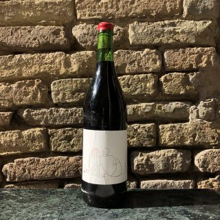 Bottiglia di vino naturale Paltieres
